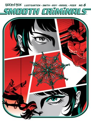 cover image of Smooth Criminals, Issue 6