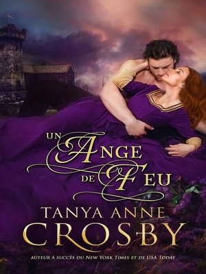 cover image of Un ange de feu