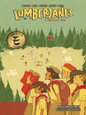 cover image of Lumberjanes, Volume 7