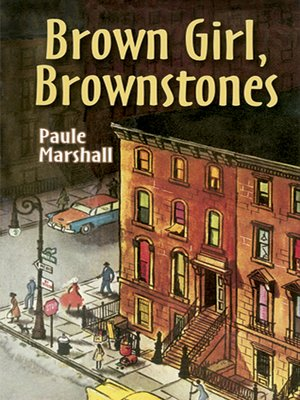 cover image of Brown Girl, Brownstones