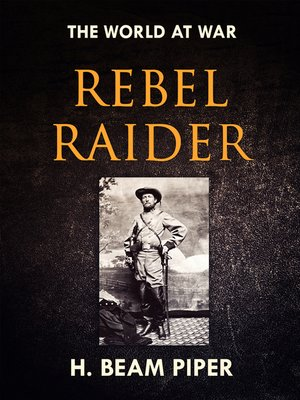 cover image of Rebel Raider