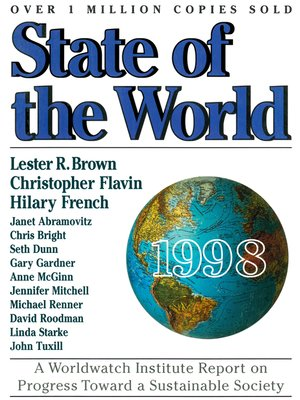 cover image of State of the World 1998