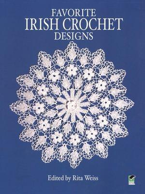 cover image of Favorite Irish Crochet Designs