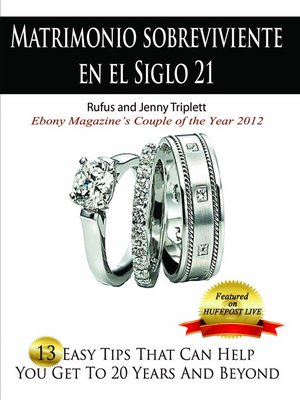 cover image of Matrimonio Sobreviviente En El Siglo 21