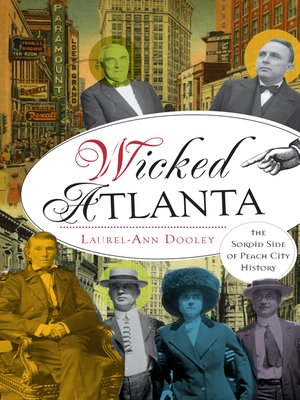 cover image of Wicked Atlanta