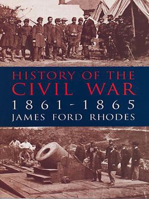 cover image of History of the Civil War, 1861-1865