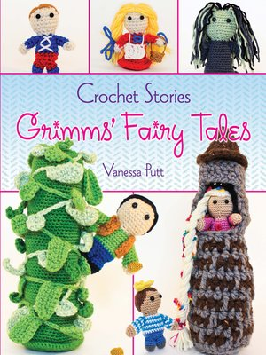 cover image of Crochet Stories