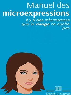 cover image of Manuel des microexpressions