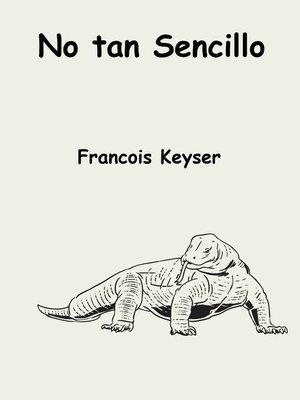 cover image of No tan Sencillo