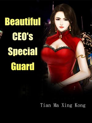 cover image of Beautiful CEO's Special Guard