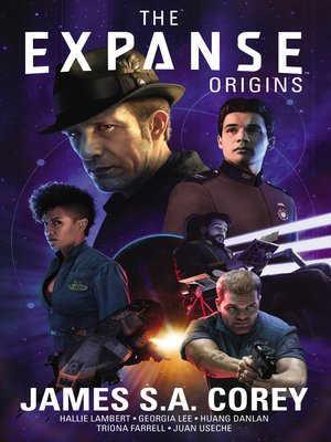 cover image of The Expanse Volume 1