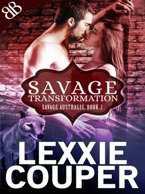 cover image of Savage Transformation