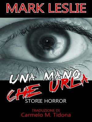 cover image of Una mano che urla