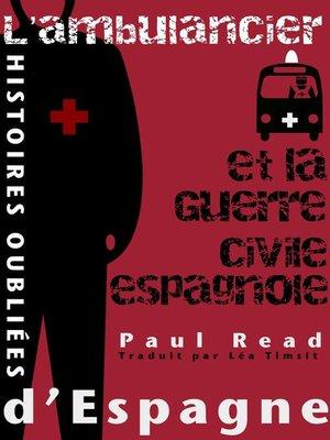 cover image of Histoires oubliées d'Espagne