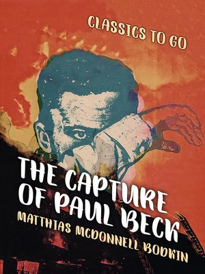 cover image of The Capture of Paul Beck