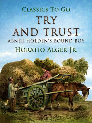cover image of Try and Trust