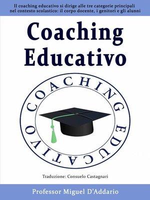cover image of Coaching Educativo