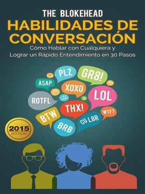 cover image of Habilidades de Conversación