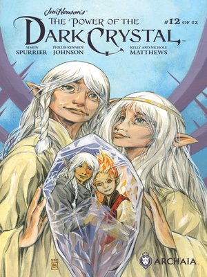 cover image of The Power of the Dark Crystal (2017), Issue 12