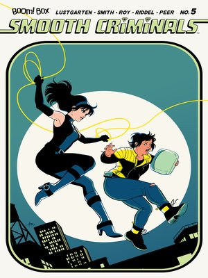 cover image of Smooth Criminals, Issue 5
