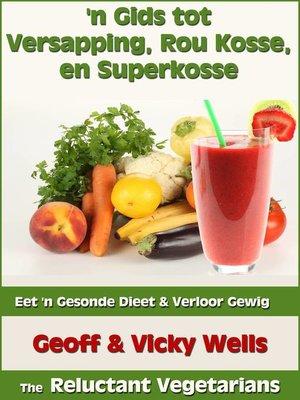 cover image of 'n Gids tot Versapping, Rou Kosse en Superkosse