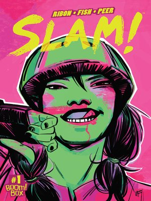 cover image of SLAM! (2016), Issue 1