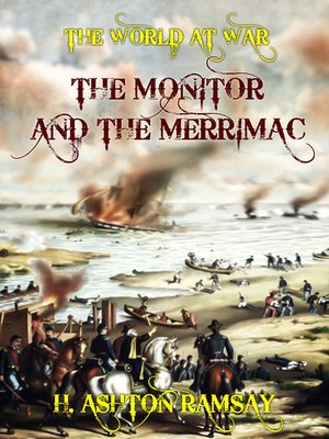 cover image of The Monitor and the Merrimac