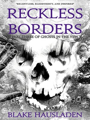 cover image of Reckless Borders