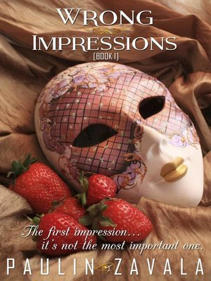 cover image of Wrong Impressions [Book I]
