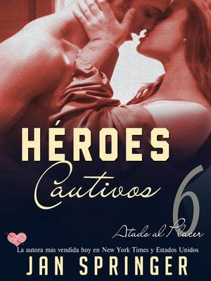 cover image of Héroes Cautivos