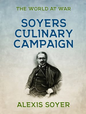 cover image of A Culinary Campaign