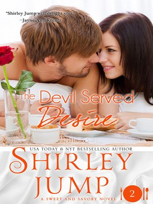cover image of The Devil Served Desire