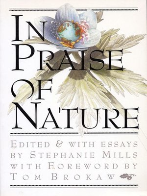 cover image of In Praise of Nature