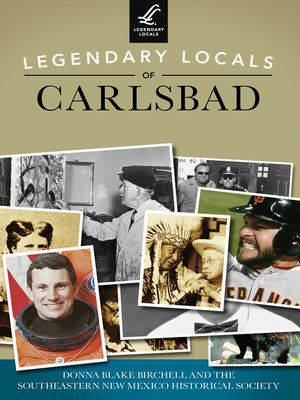 cover image of Legendary Locals of Carlsbad