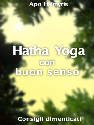 cover image of Hatha Yoga con buon senso