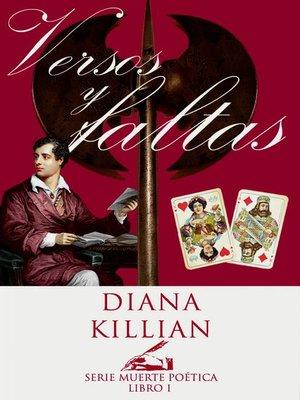 cover image of Versos Y Faltas