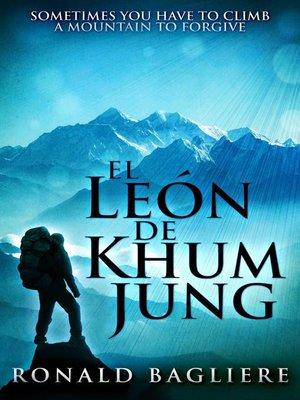 cover image of El león de Khum Jung