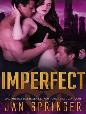 cover image of Imperfect