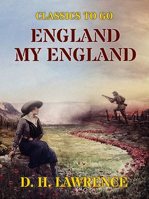 cover image of England, My England