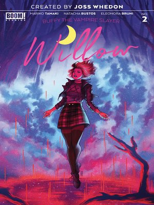 cover image of Buffy the Vampire Slayer: Willow, Issue 2