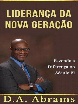 cover image of Liderança da nova geração