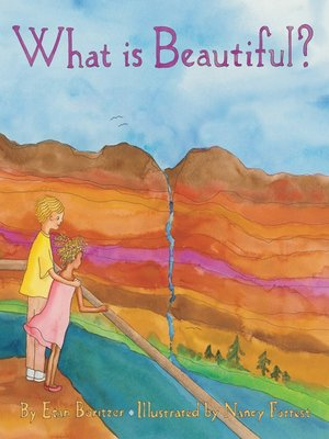 cover image of What is Beautiful?