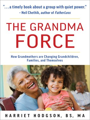 cover image of The Grandma Force