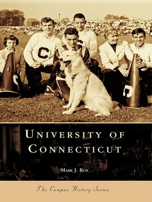 cover image of University of Connecticut
