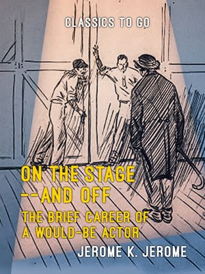 cover image of On the Stage—and Off