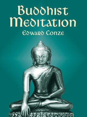 cover image of Buddhist Meditation