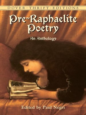 cover image of Pre-Raphaelite Poetry