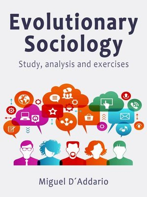 cover image of Evolutionary Sociology
