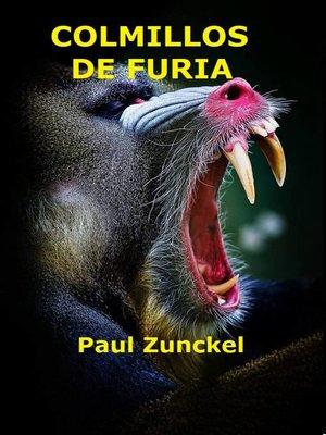cover image of Colmillos de Furia