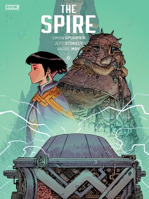 cover image of The Spire #6